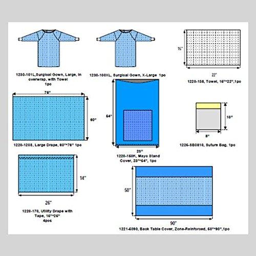 Welmed Inc - WED12501006 : Basic Packs by Welmed Inc
