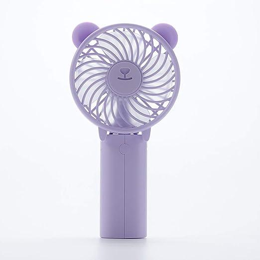 NCBH Ventilador Personal del USB del Bolsillo, Mini Ventilador ...