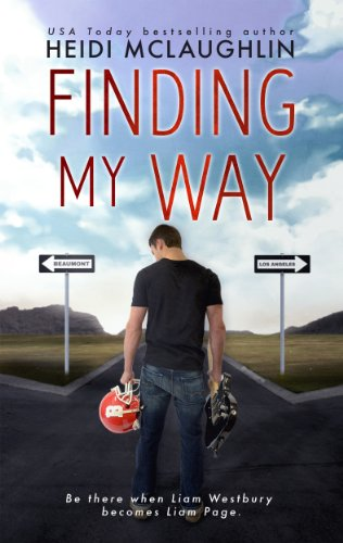 Finding My Way (The Beaumont Series Book 4) (Take Another Piece Of My Heart Now Baby)
