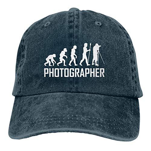 2 Pack Photographer Evolution Adjustable Baseball Cap Dad