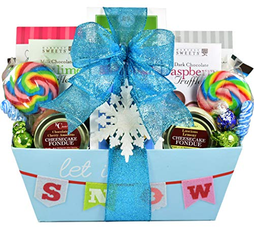 Top fondue gift baskets