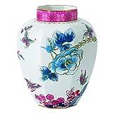Wedgwood Expressive Vases Butterfly Bloom Faceted Vase, 9.1''