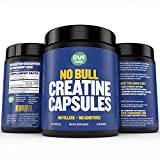 Raw Barrel's – Pure Creatine Monohydrate Capsules – 240 micronized pills – 700mg – SEE RESULTS OR YOUR MONEY BACK – With *FREE* Digital Guide For Sale