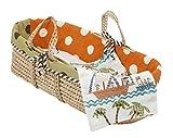 Cotton Tale Designs Moses Basket, Aye Matie