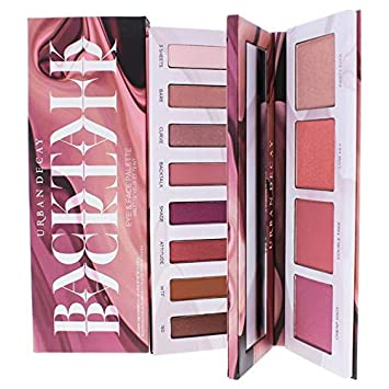 Backtalk Eye Face Palette By UD