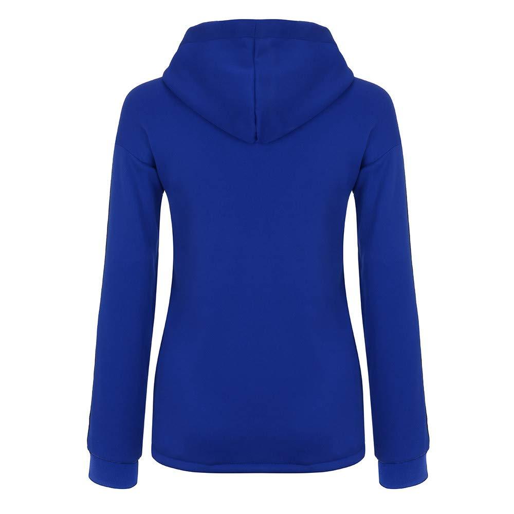 AOJIAN Women Hoodie Long Sleeve Hooded Pullover