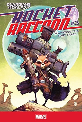 A Chasing Tail Part Three 3 (Guardians of the Galaxy: Rocket Raccoon)
