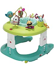 Tiny Love Here I Grow 4 in 1 Baby Walker and Mobile Activity Center, Meadow Days, 13.14 pounds