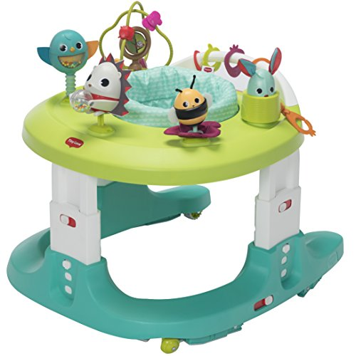 Tiny Love Meadow Days Here I Grow 4-in-1 Baby Walker and Mobile Activity - Bouncer Combo