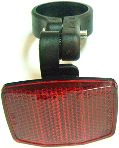 MONTALIN Reflector Reflectante catadioptrico Trasero BTT MTB Bici ...