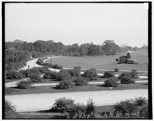 Photo: Golf links,athletic facility,course,Franklin - 90s Blog