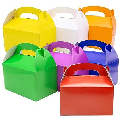Amazon.com: Caja de regalo de cartón para dulces y tartas ...