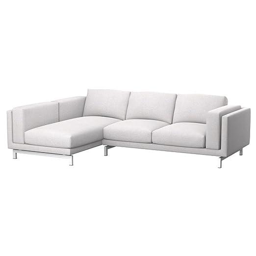 Soferia - IKEA NOCKEBY Funda para sofá de 2 plazas ...