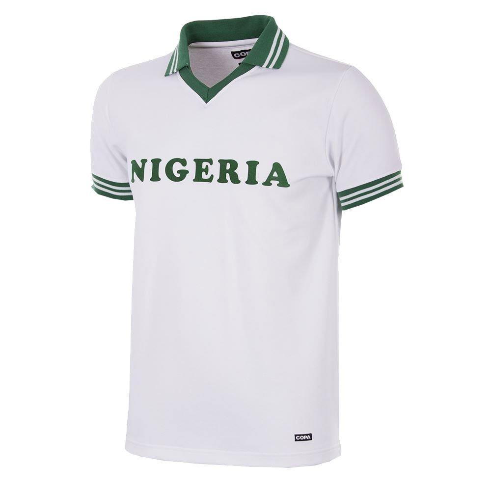 Copa 1980 Nigeria Retro Trikot