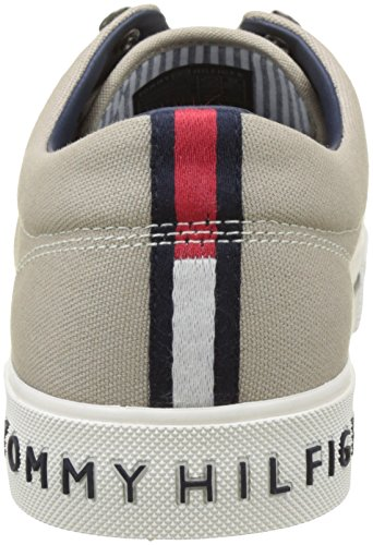Low 1d 068 Herren Hilfiger Top Tommy Y2285armouth Beige Cobblestone xBHqwW4PA