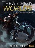 The Alchemy Worlds: Enter T(he)rap(y): A LitRPG Adventure