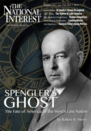 The National Interest (January/February 2013 Book 123)