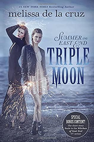 book cover of Triple Moon