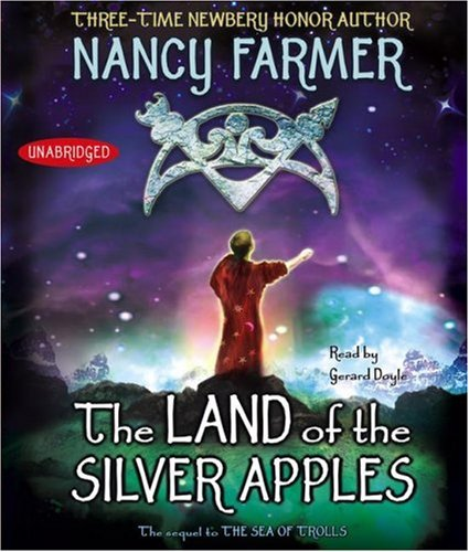 The Land of the Silver Apples (Sea of Trolls Trilogy (Audio)) by SIMON & SCHUSTER AUDIO