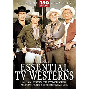 Essential TV Western 150 Episodes movie