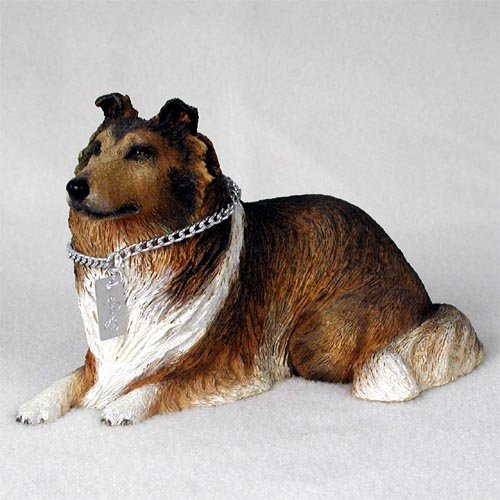 Collie Sable My Dog Figurine (Set of 6) ()