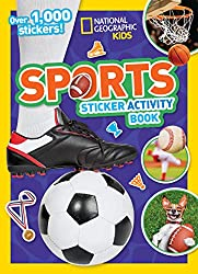 Image of the product Sports Sticker Activity that is listed on the catalogue brand of .