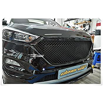 Amazon com: Roadruns Radiator Dress Up Grille Grill with R