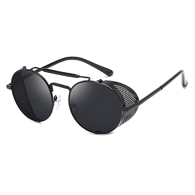 Amazon.com: Good Omens - Gafas de sol y llavero para adultos ...