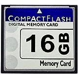 HuaDaWei Digital Camera Memory Card 16GB CompactFlash Memory Card Free Packaging 16GB CompactFlash Memory Card 400x (TS16GCF400)