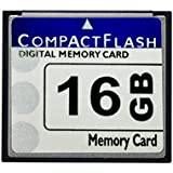 Bodawei Original 16GB CompactFlash Memory Card High Speed 133x (TS16GCF133) Industrial (CF 16 GB) Compact Flash Card for Canon Camera Cards