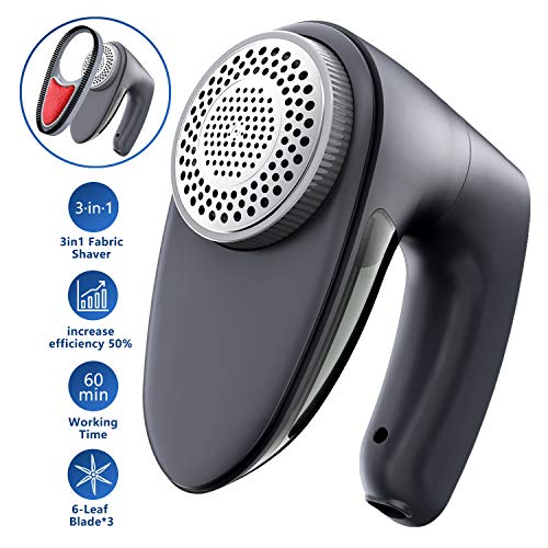 POPCHOSE Fabric Shaver Rechargeable