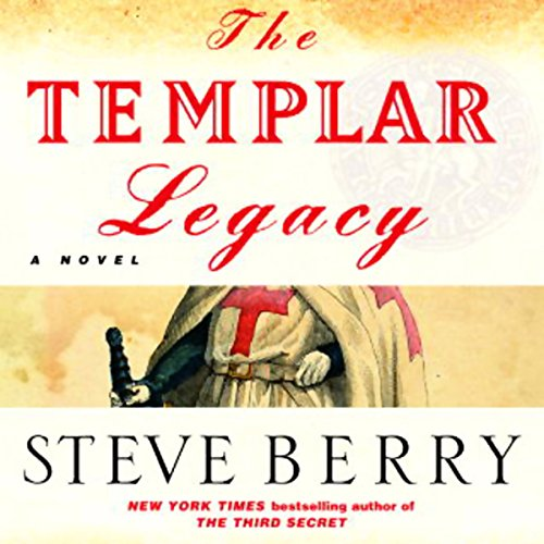 The Templar Legacy Audiobook [Free Download by Trial] thumbnail