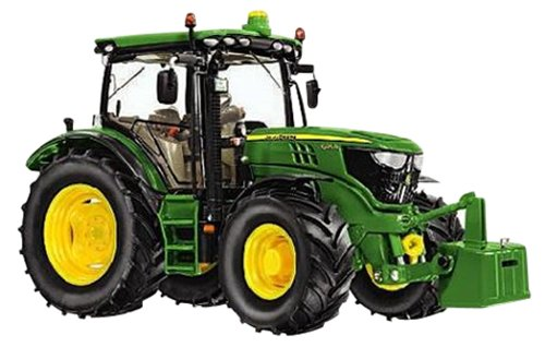 John Deere 6125R Tractor - John Deere Nascar