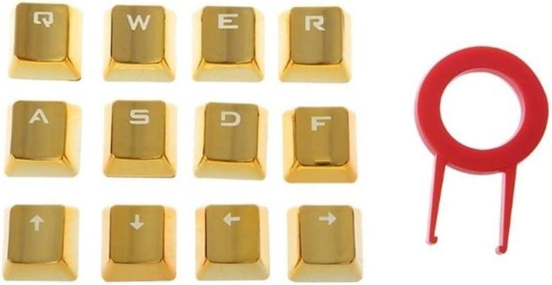 SUYING Accesorios para teclados Tapa de tecla Los Nombres de ...