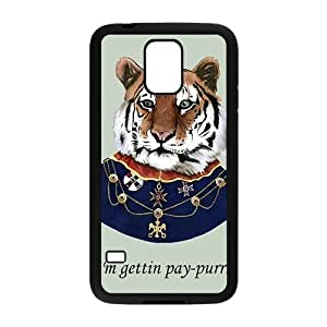 I'm gettin pay purrr Case Cover For samsung galaxy S5 Case