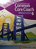 Common Core Coach, Mathematics Gr. 6