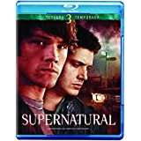 Supernatural: Season 3 [Blu-ray]