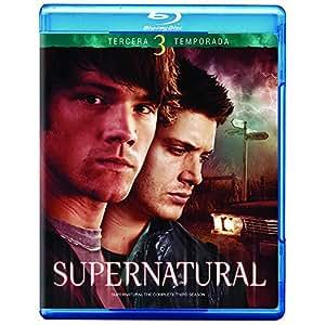 Supernatural: Season 3 [Blu-ray]