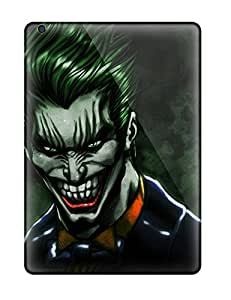 Sherry Green Russell's Shop Hot Top Quality Case Cover For Ipad Air Case With Nice The Joker Appearance