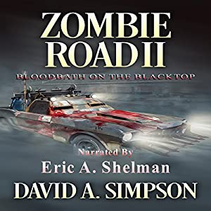 Zombie Road II Audiobook