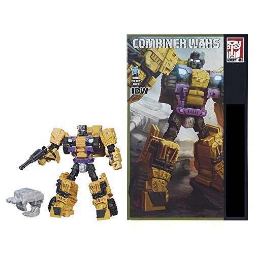 Generations Combiner Wars Deluxe Class Swindle Giant Super Robots Bruticus Combiner Build Brand New