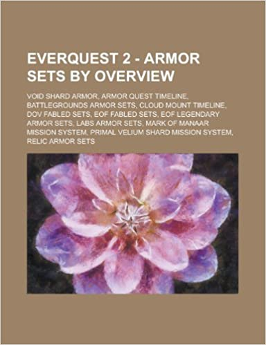Everquest 2 - Armor Sets by Overview: Void Shard Armor, Armor Quest