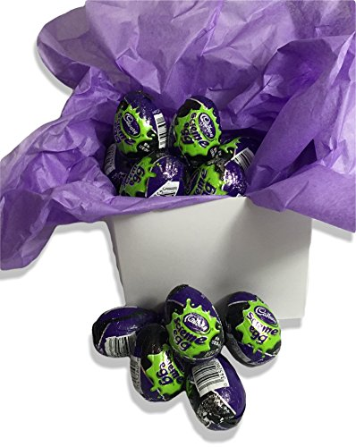 Baker's Dozen  Cadbury Screme Cream Eggs in Gift Box