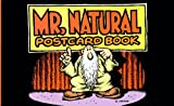 Mr. Natural Postcard Book by R. Crumb