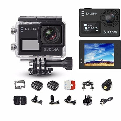 SJCAM-Legend-SJ6-Action-Camera-with-2-Dual-LCD-Touch-Screen-1080p-Resolution-Black