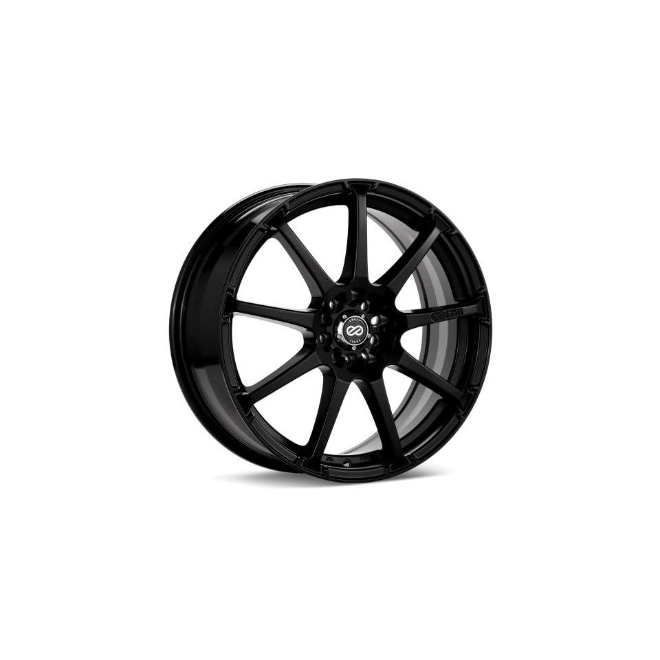 16x7 Enkei EDR9 (Matte Black) Wheels/Rims 5x100/114.3 (441 670 0238BK)