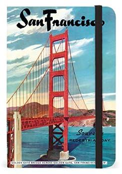 Cavallini Small Notebooks San Francisco 4 x 6