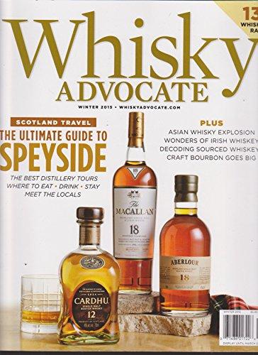 Whisky Advocate Magazine Winter 2015