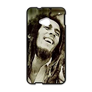 Happy Crazy Stylish man Cell Phone Case for HTC One M7