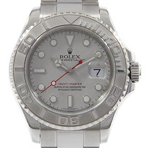 [ロレックス] ROLEX 16622 ヨットマスターロレジウム SSxPT 自動巻(2600027418796) 中古 B07DVQ461X